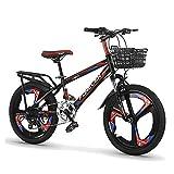 FUFU 20-Zoll-Kinder Im Freien Fahrrad-7-Gang-Adjustable, for 9-14Years Old Jungen Und Mädchen...
