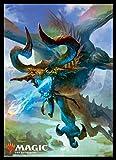 マジック:ザ・ギャザリング プレイヤーズカードスリーブ 『基本セット2019』 《破滅の龍、ニコル・ボーラス》 (MTGS-040)