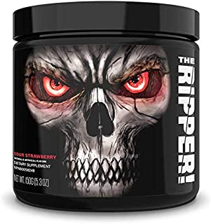 The Ripper Sour Strawberry 30 Servings 150 Grams GET RIPPED!
