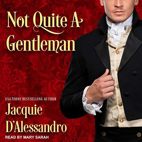 Not Quite a Gentleman cover art