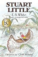 正版现货 精灵鼠小弟 英文原版童话故事书 Stuart Little 夏洛的网 EB 怀特三部曲 少年儿童文学进口英语书籍 英文版同名电影原著