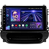 FDGBCF Multimedia para Coche para Chevrolet Malibu 8 2012-2015 Android 10.0 Navegación GPS Reproductor de Video estéreo Soporte SWC 4G DSP Carplay WiFi Bluetooth Manos Libres Cámara de visión Trasera