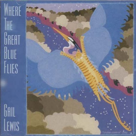Where the Great Blue Flies