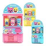 [Random] Kids Baby Cute Shark Family Mini Drink Vending Machine Toy