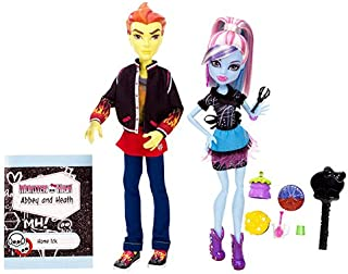 Best monster high dolls heath and abbey Reviews