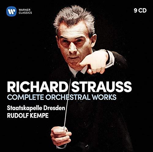 R. Strauss: Intégrale des Œuvres Orchestrales