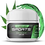 HEMP PAIN RELIEF: HempSports pain relieving cream helps your body heal naturally with clinically proven ingredients like hemp, arnica, camphor and menthol. SUPERIOR ABSORPTION: Absorbs quickly to provide targeted pain relief to your back, neck, knee,...