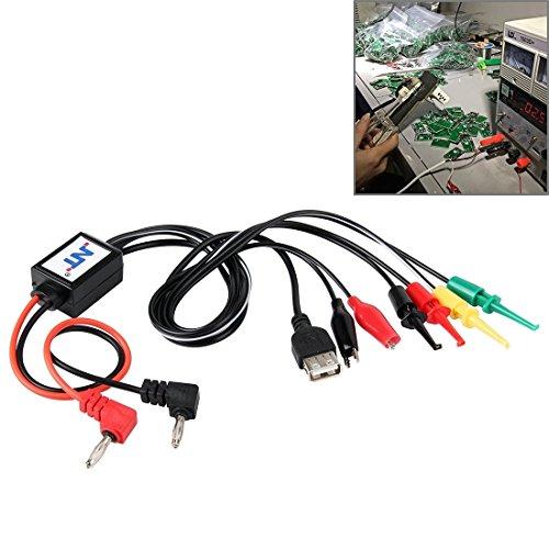 Reparaturwerkzeuge Handy-Reparatur Power Test Interface Kabel mit USB-Ausgang Schnittstellenkabel Einfach zu bedienen und zu reparieren.