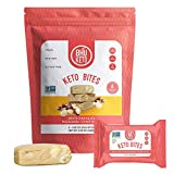 BHU Keto Bites - White Chocolate Macadamia Cookie Dough, 6 Individually Wrapped Protein Snacks for On The Go - Made Fresh Daily, Natural & Organic Ingredients, Low Carb, Vegan, Gluten-Free & Non-GMO