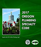 2017 Oregon Plumbing Specialty Code with Tabs