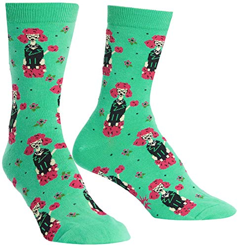 Sock It To Me Calcetines mujer Punk Poodle - Divertido Calcetines mujer con Caniche Perro Tallas gr.37-42 talla única