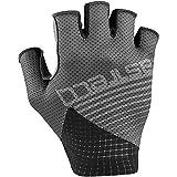 CASTELLI Guantes de ciclismo para hombre Competizione Glove, Hombre, K20035030-4, dark gray, L