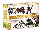 Devir- Dungeon Raiders, única (BGHRAI)