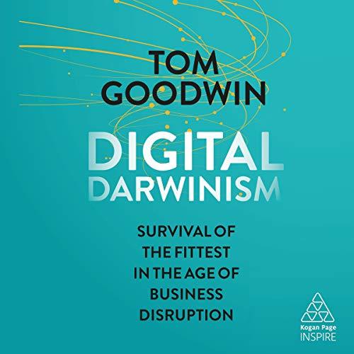 Digital Darwinism audiobook cover art