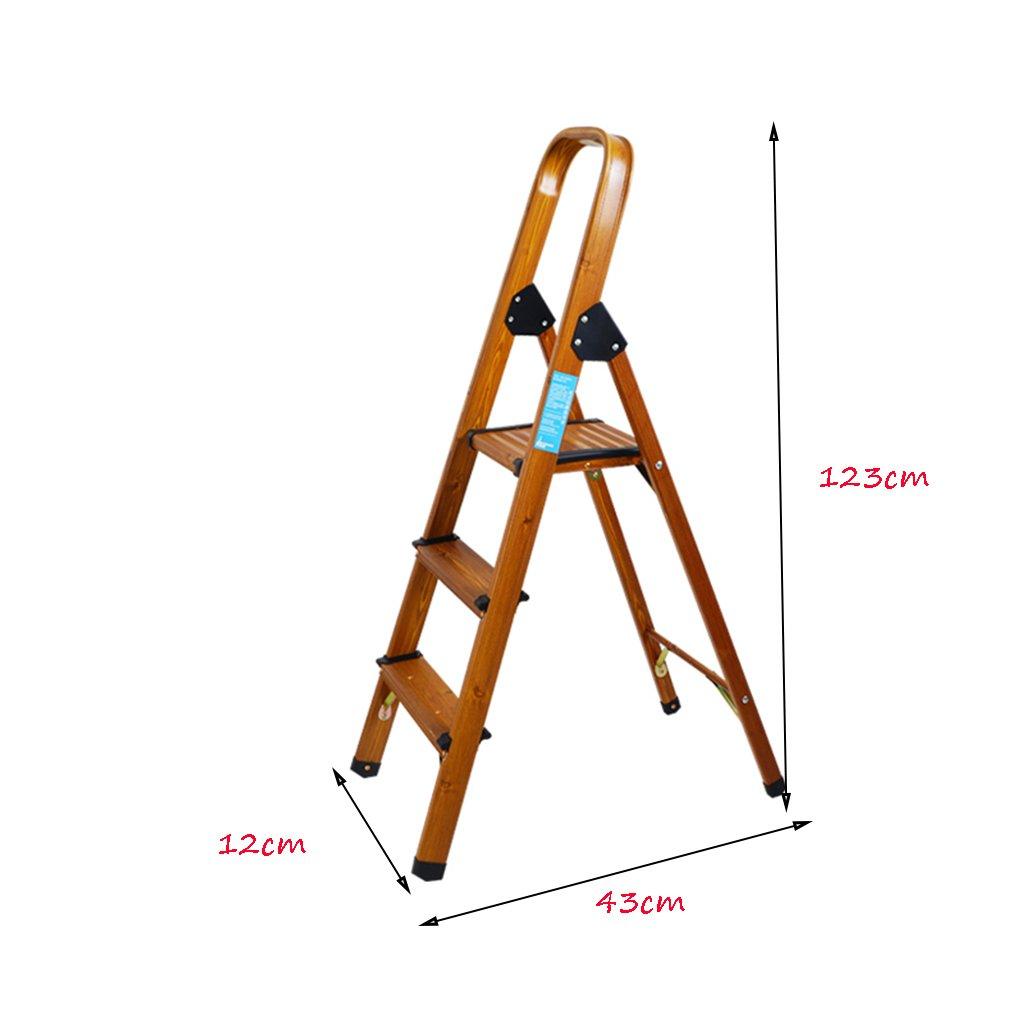 ZfgG Taburete para escalones, hogar de aleación de Aluminio Plegable escalón escalón Escalera para taburetes: Amazon.es: Hogar