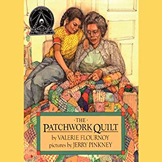 The Patchwork Quilt audiobook cover art