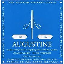 Augustine Blue · Saiten Konzertgitarre