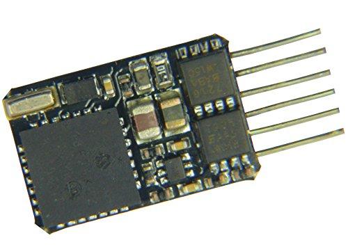 Fleischmann 686101 N/TT DCC Decoder NEM 651