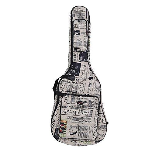 ammoon Funda para Guitarra 600D...