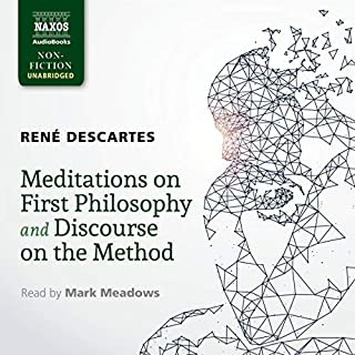 Meditations on First Philosophy and Discourse on the Method audiobook cover art