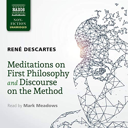 『Meditations on First Philosophy and Discourse on the Method』のカバーアート