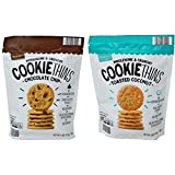 Benton's Wholesome and Crunchy Cookie Thins Chocolate Chip and Coconut