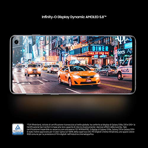 Samsung Galaxy S10e BLACK