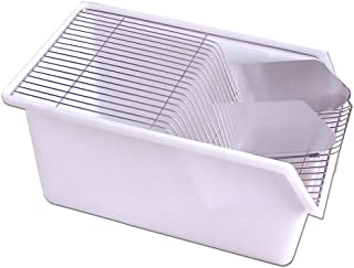 URS Small Rodent Tub with Wire lid,