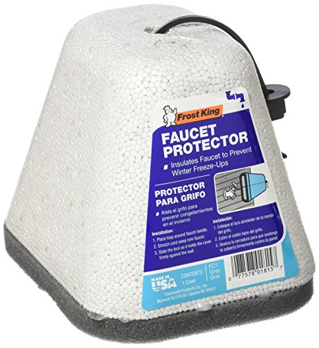 best rated outdoor faucet cover