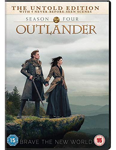 Outlander (2014) - Season 04 [DVD]