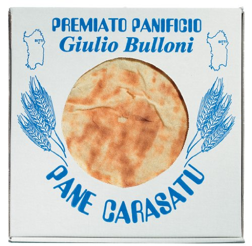 Bulloni Pane Carasatu / Sardisches Brot 250 gr.