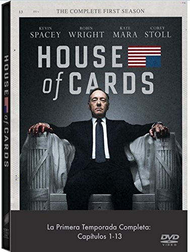 House Of Cards T1 [DVD]