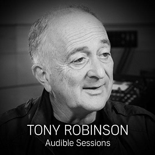 Tony Robinson cover art