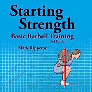 Starting Strength audiobook cover art