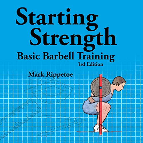 Starting Strength audiobook cover art