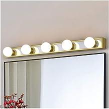 & LED spiegellamp voor de spiegel (fashion LED Hollywood Mirror Light) Waterdichte anti-fog badkamer-kaptafel kleedcabine ...
