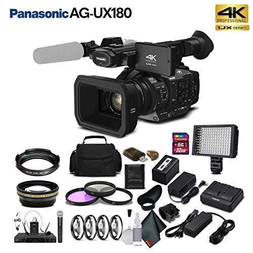 Panasonic AG-UX180 4K Premium...