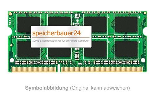 4GB Arbeitsspeicher - 204pin SO-DIMM DDR3 1600MHz - passend für Toshiba Qosmio X870 - RAM-Upgrade