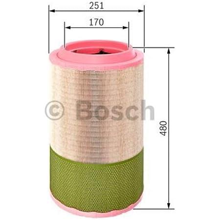 Bosch F026400257 Patrone Filter Von Luft Auto