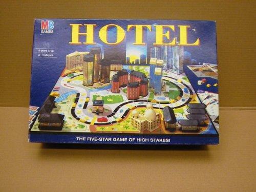 Hotel juego de mesa