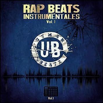 Rap Beats Instrumental Vol.1