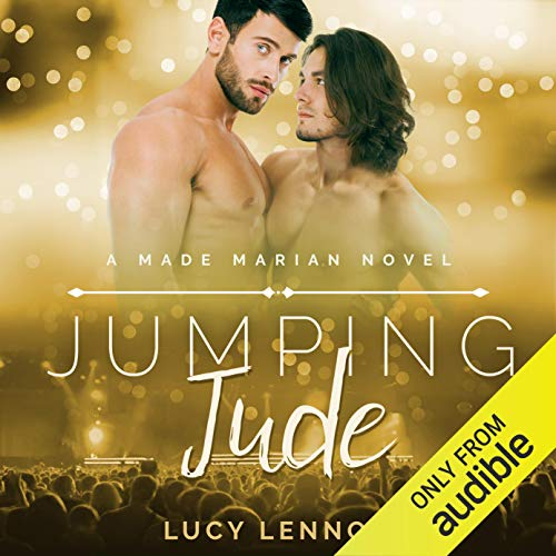 Jumping Jude cover art