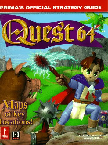 Quest 64 (Prima s Official Strategy Guide)