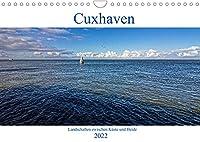 Cuxhaven, Landschaften zwischen Kueste und Heide (Wandkalender 2022 DIN A4 quer): Eine sehr schoene und vielfaeltige Landschaft an der deutschen Nordseekueste (Monatskalender, 14 Seiten )