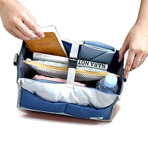Collection de finition Sac maman, paquet de stockage, colis, sac multifonctionnel Mummy