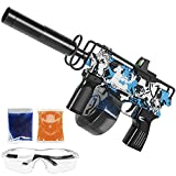 iTetimi Gel Bullets Blaster Gun- Gel Gun for Water Gel Ball - Shooting Toy Gun Blasters for Boys and Girls Ages 12+ - Shoots Eco-Friendly Water Beads with Electric for Fun and Outdoor Activities