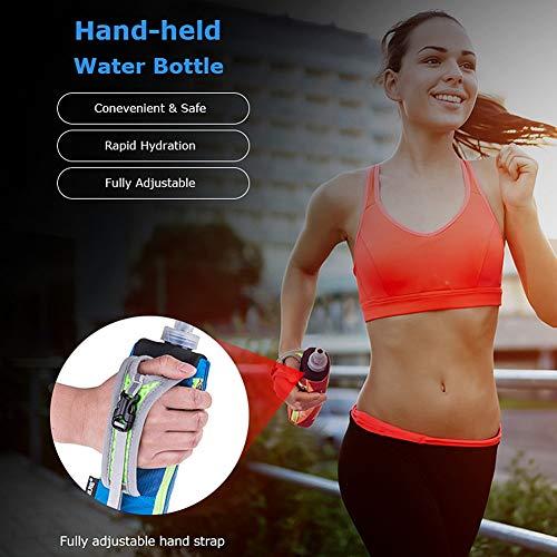 AONIJIE Quick Grip Handheld Water Bottle