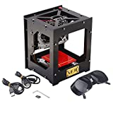 Máquina de grabado del CNC de la máquina de grabado 1000mW automáticas del grabador de impresión...