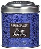 Comptoirs Richard Thé Noir Grand Earl Grey Boîte Métal Vrac 100 g