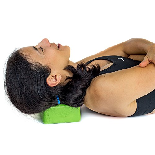 Neck Track for Trigger Point Massage & Myofascial Release - Relieves Pain & Tension Headaches, Size:...